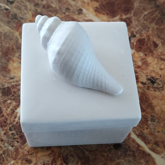 Ceramic Shell box